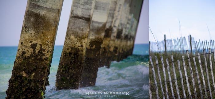 Pier-fence